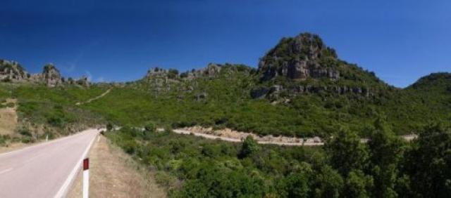 Routes de la Sardaigne