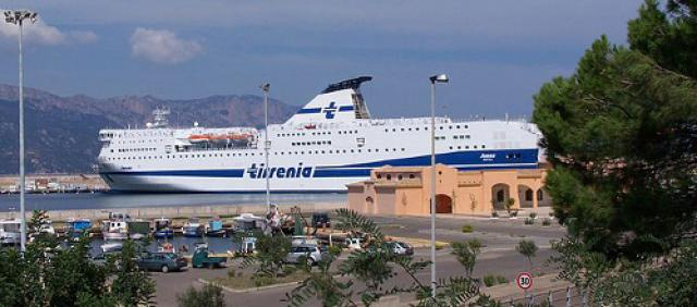 Ferry Tirrenia