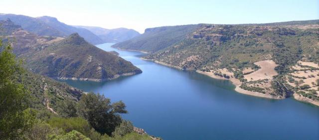 Lac en Barbagia