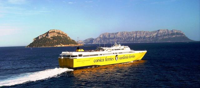 Navire Corsica Ferries