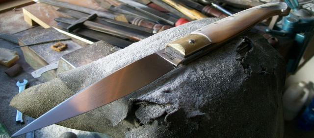 Les couteaux sardes