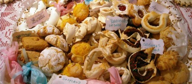 Desserts sardes
