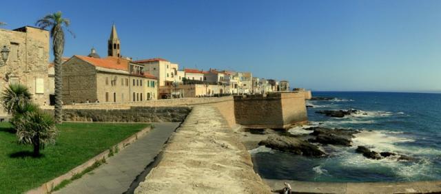 Bastion d'Alghero