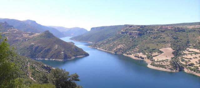 Lac Flumendosa