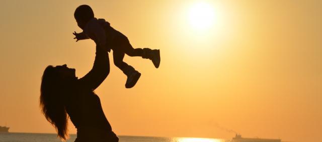 Sardaigne avec bébé