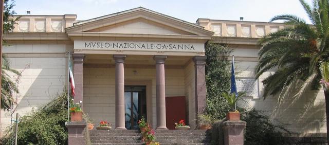 Musée archéologique GA. Sanna