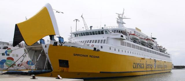 Ferry Corsica Ferries
