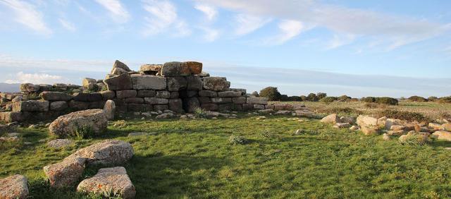 Tombe des géants de Siddi