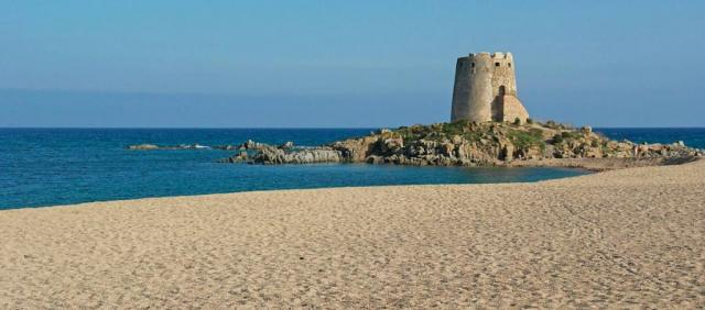 Tour Espagnole de Bari Sardo