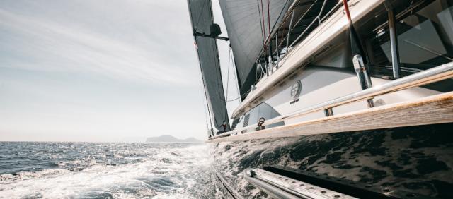 Yacht à Porto Cervo