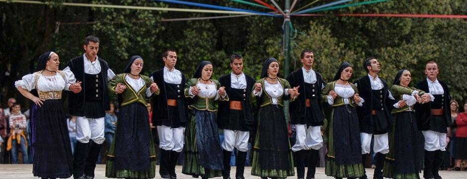 Groupe Folklorique Perdasdefogu
