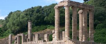 Sites archéologiques en Sardaigne