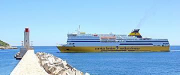 Corsica Ferries – La compagnie et les traversées 2020