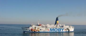 Ferry Moby – Traversées et offres pour la Sardaigne 2017