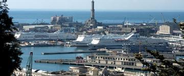 IMG Port de Gênes – Départs, terminal et comment s'y rendre