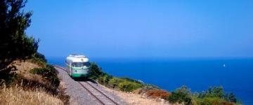 Trenino Verde 2017 – Le train de Sardaigne