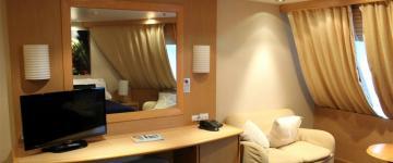 IMG Cabines, Suites et fauteuils : Toutes les installations en navire et ferry