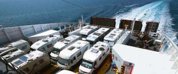 IMG Ferries pour la Sardaigne avec le camping-car – Offres et compagnies