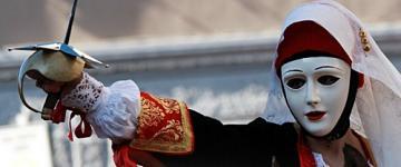 IMG Carnaval en Sardaigne – Les coutumes, localités et dates