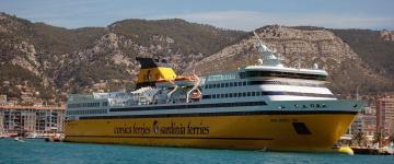 IMG Corsica Ferries 2018 : La traversée Toulon – Porto Torres