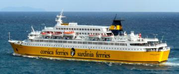 IMG Ferries pour la Sardaigne – Durée du voyage