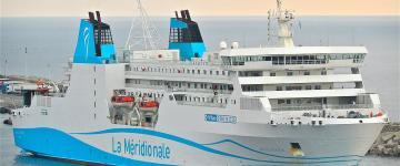 IMG La Méridionale – Liaisons pour la Sardaigne et informations