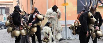 IMG La Sardaigne en février pour le Carnaval