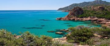 Plages du sud de la Sardaigne – Localités et services
