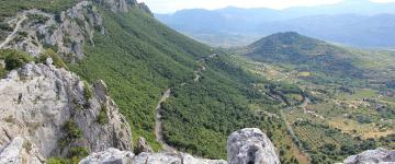 IMG Circulation en Sardaigne - Entre routes panoramiques et routes nationales