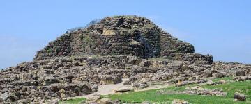 IMG Les restes d'une civilisation nuragique – Su Nuraxi de Barumini