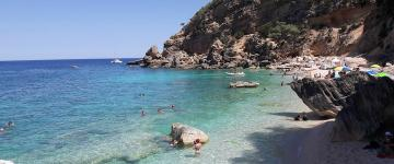 IMG Cala Mariolu – Le paradis de Baunei aux eaux turquoise
