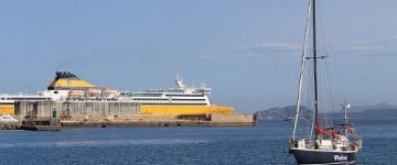 IMG Ports en Sardaigne – Traversées en ferry 2018